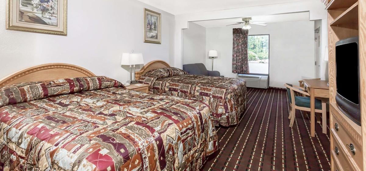 Spacious Standard Double Room